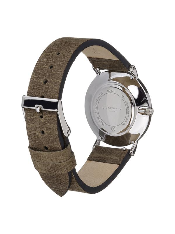 LT-0094-LQ LIEBESKIND BERLIN Armbanduhr Leder Vintage-Look